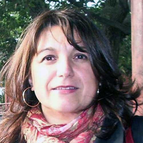 Murielle Guénard Menissier, somatothérapeute